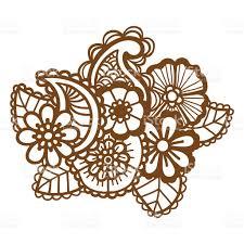 mehndi design patterns stock vector art 623768494 istock