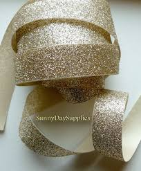 silver glitter ribbon gold and silver glitter ribbon shimmer and sparkle ribbon 5