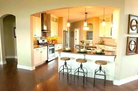 small kitchen island ideas with seating narrow kitchen island with seating wearemodels co