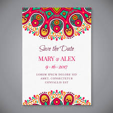 wedding invitations freepik ethnic vectors photos and psd files free
