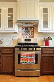 Mediterranean Tiles Kitchen - kitchen appealing spanish tile kitchen backsplash blue spanish