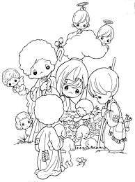 13 images of precious moments christmas nativity coloring pages
