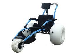 siege handicapé fauteuil roulant de plage et tout terrain hippoce vipamat