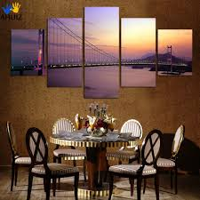 Home Decor Paintings For Sale Bridge Artwork Promotion Shop For Promotional Bridge Artwork On