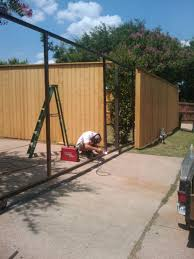 exterior design best way to install and apply electric gate
