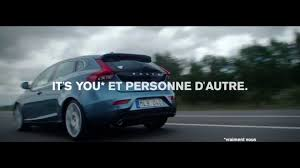 volvo v40 2012 new tv spot youtube