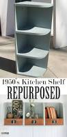 storage bins from repurposed kitchen cabinets prodigal pieces
