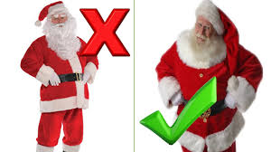 Seeking Who Plays Santa Seeking Out The Real Santa For The Real One Will We