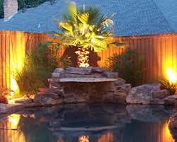 Landscape Lighting Frisco Tx Pool Lighting Dallas Allen Frisco Mckinney Tx