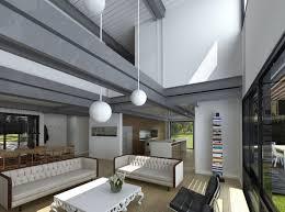 homes with modern interiors modern eco green modular home design