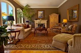 Traditional Living Room Décor Ideas - Traditional living room interior design