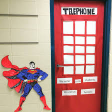 Superman Decoration Ideas by Superman Classroom Door Decoration Door Decorations Pinterest