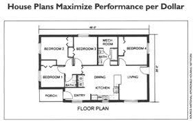 leed house plans home energy magazine house plans maximize performance per dollar