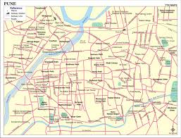 Map Of India Cities City Maps Stadskartor Och Turistkartor China Japan Etc Travel