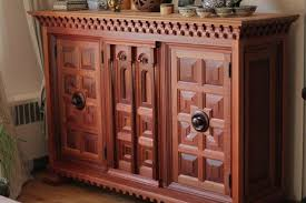 Medieval Chest Mediterranean Dining Room New York By - Dining room chests