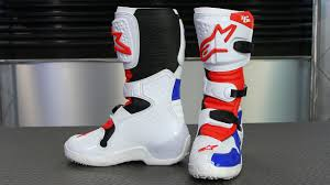 alpinestars motocross boots alpinestars youth tech 6s boots motorcycle superstore youtube