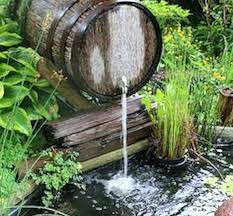 Backyard Pond Ideas Backyard Pond Kits Home Depot Ponds Ideas Waterfall Designs Koi