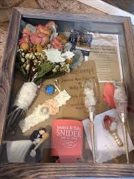 wedding gift keepsakes best 25 wedding shadow boxes ideas on wedding memory