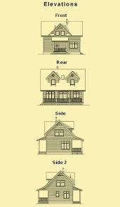 Small Two Story House Simple House Designs Small Two Story House Plans U0026 Cabin Designs