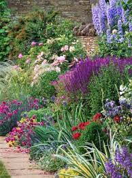 Garden Flowers Ideas Perennial Bed Gardening With Ornamental Plants Pinterest