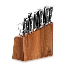 german steel kitchen knives cangshan s series 12 german steel knife block set reviews