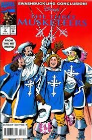 musketeers vol 1 2 marvel database fandom powered wikia
