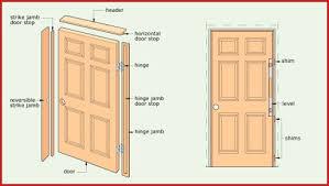 Installing Prehung Interior Doors Installing Prehung Interior Doors Www Napma Net