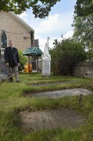 hamilton church aims to dig up hundreds of graves from u0027asphalt