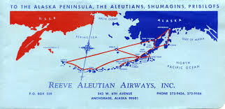 Dutch Harbor Alaska Map by File Reeve Aleutian Airways Route Map Jpg Wikimedia Commons