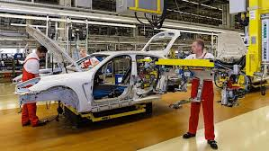 stuttgart porsche factory panamera will soon be completely manufactured in leipzig