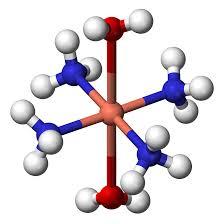 metal ammine complex wikipedia
