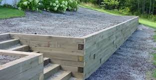 Timber Retaining Wall Design Home Design Ideas - Timber retaining wall design