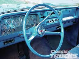 Chevrolet C10 Interior 1964 Chevrolet C10 Rod Network