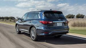 lexus rx 350 vs infiniti qx60 2017 infiniti qx60 review u0026 ratings edmunds