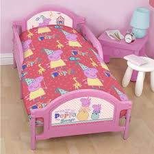 Peppa Pig Toddler Bed Set Toddler Bedding Sets For Both Boys And