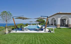 pool overlooking ocean interior design ideas