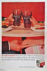 1960 coca cola magazine advertisement coke ads coca cola soda