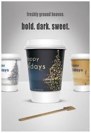 Coffee Cup Designs by Coffee Cup Label Design On Behance