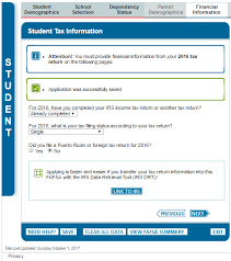 8 steps to filling out the fafsa form ed gov blog