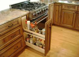 Best Spice Racks For Kitchen Cabinets Great Smart Kitchen Cabinets Greenvirals Style