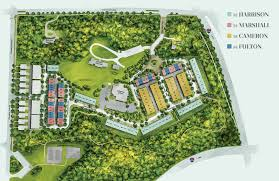 residential site plan house plans