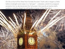 new year traditions in the united kingdom
