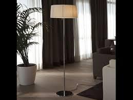 Oversized Floor Lamp Nella Vetrina Divina Contardi Fl Large Floor Lamp Chrome And Black