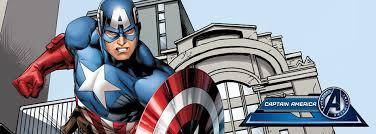 genuine disney store deluxe captain america avengers costume