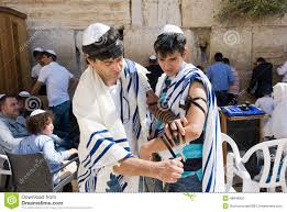 bar mitzvah in israel bar mitzvah ritual at the wailing wall editorial image image