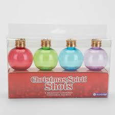 decorative ornament flasks shot glasses the green head