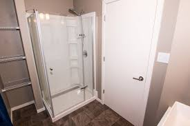 Basement Bathroom Shower West Lethbridge Condo For Sale West Highlands 7 406 Highlands