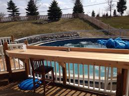 Pinterest Deck Ideas by Pictures Of Bars Built On The Deck Built In Bar On Existing Deck