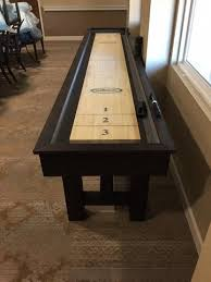 imperial bedford 12 shuffleboard table imperial reno rustic 9 shuffleboard table game world planet