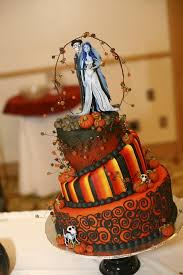 96 best halloween wedding cakes images on pinterest marriage